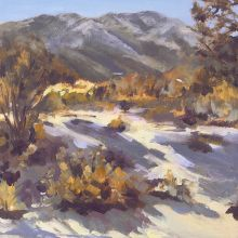 NEW MEXICO ART LEAGUE AWARD OF EXCELLENCE: Wendy Ahlm