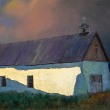 2ND PLACE PASTEL: Paul Murray