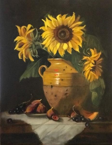 Amour de Provence, Joyce Cantergiani