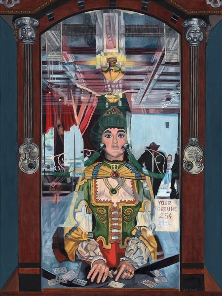 Fortune Tellers Mirror, Linda Gendall